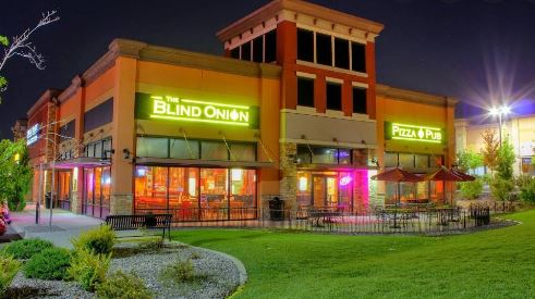 Blind Onion off Pyramid Way